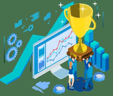 Winning Graphic