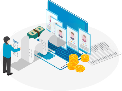 Expenses graphic