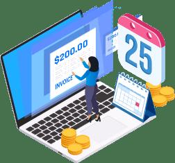 Recurring Invoicing Icon