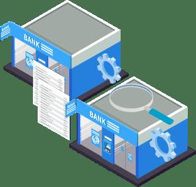 Bank Reconcilliation Icon