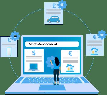 Asset Management graphic