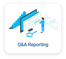 q&a reporting