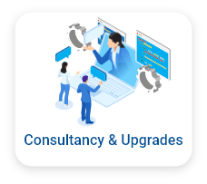 consultancy and upgrade