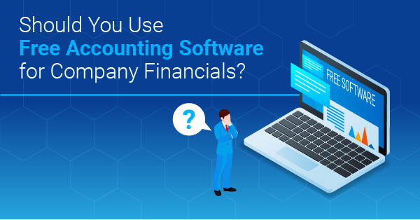 Should You Use Free Accounting Software